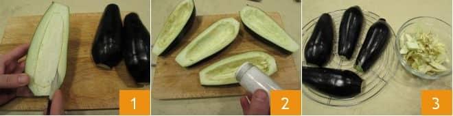 ricetta melanzane ripiene - la ricetta di giallozafferano - Come Cucinare Le Melanzane Ripiene