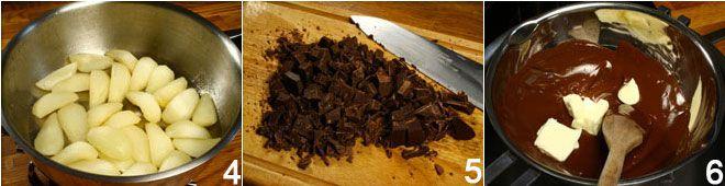 tortapereciocc 2 Video ricetta: Torta di pere e cioccolato