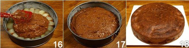 tortapereciocc 6 Video ricetta: Torta di pere e cioccolato