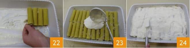 Cannelloni ripieni di carne alla Umbra