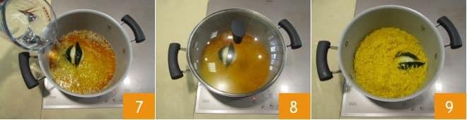 Spiedini rustici con riso allo zafferano