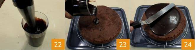 Torta golosa al cacao