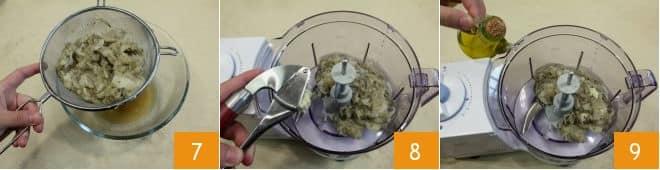 Caviale di melanzane