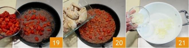 Stufato speziato di pollo e arachidi