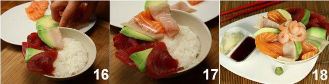 Cirashi Sushi