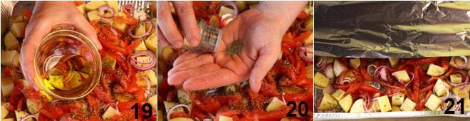 Costine speziate con glassa agli agrumi