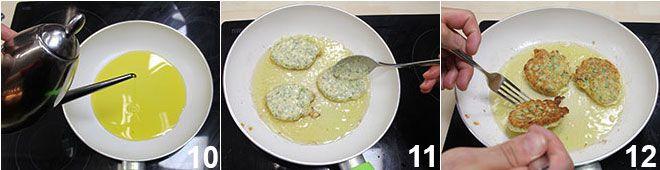 Pancakes salati alle erbe