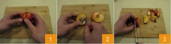 Confettura di prugne e zenzero