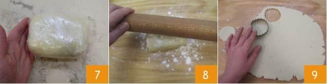 Biscotti con parmigiano e pecorino