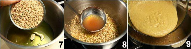 Zuppa di farro e borlotti
