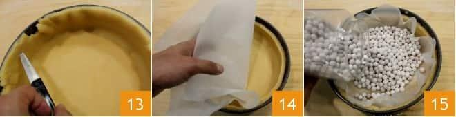 Torta brulè al limone