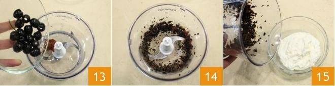 Baci di champignon