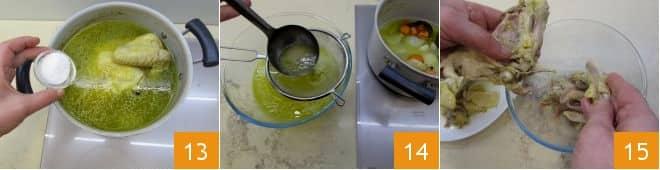 Ravioli con brodo di cappone