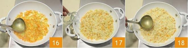 Ossobuco di tacchino con risotto