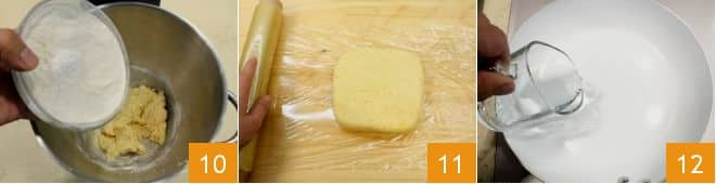 Tarte tatin al latte condensato con gelato fiordilatte e cannella