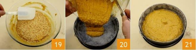 Torta morbida alla zucca