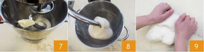 Brioches allo yogurt senza uova
