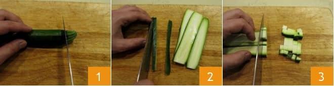 Panzerotti ripieni di verdure e scamorza