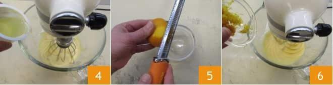 Torta 7 vasetti agli agrumi