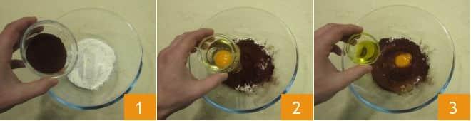 Strudel al cacao con pere e cannella