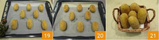Crocchette di riso al forno