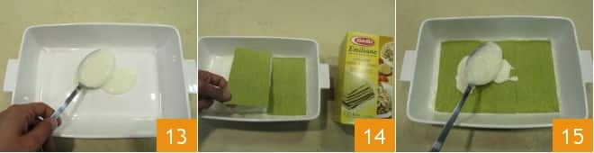 Lasagne verdi con ragu alla bolognese