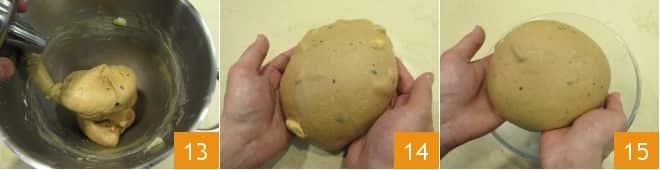 Ciambella alla frutta