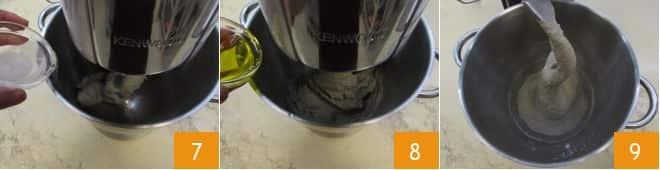Focaccia di grano arso ai pomodorini