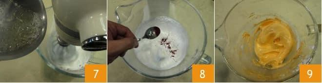Macarons caprese