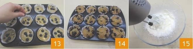 Muffin al farro