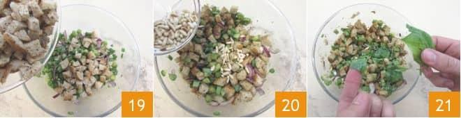 Panzanella croccante