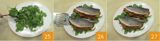 Sandwich di orata alla siciliana