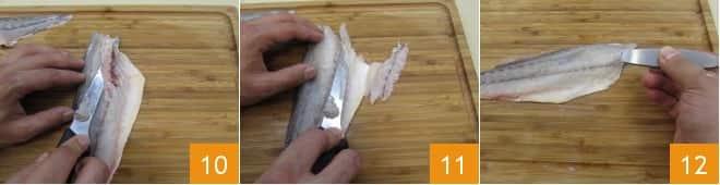 Come pulire l'ombrina