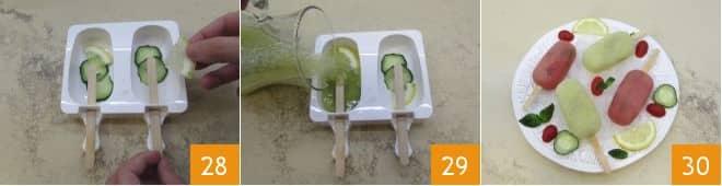 Ghiaccioli salati