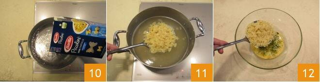 Pasta alla carbonara di zucchine