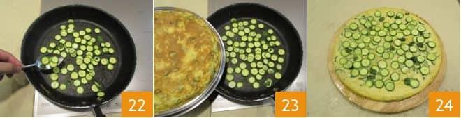 Frittata di zucchine