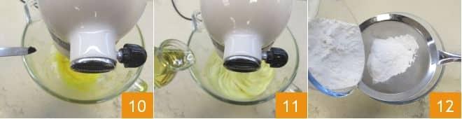 Torta dolce di barbabietole