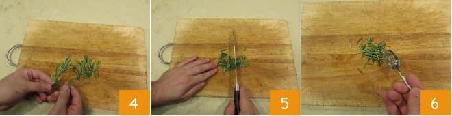 Timballo al radicchio, salsiccia e scamorza