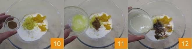 Ciambelline zucca e cannella