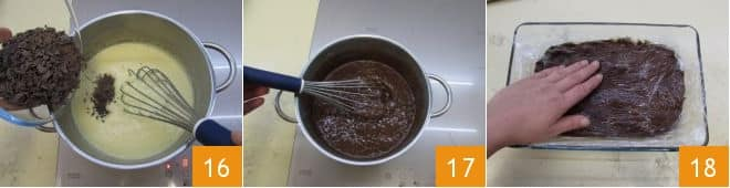 Ciambelline fritte ripiene di crema al cioccolato