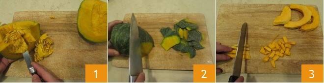 Lasagne con la zucca