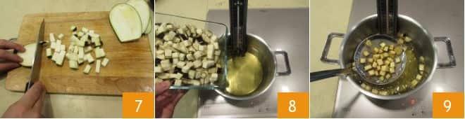 Anelletti al forno con melanzane