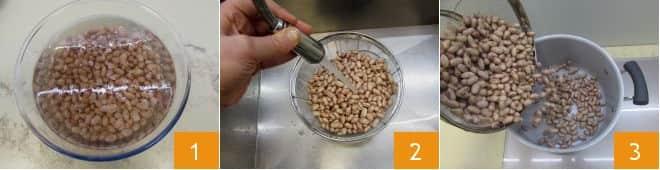 Polenta e fagioli