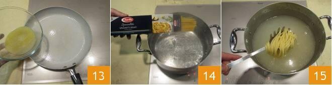 Spaghetti ai tartufi di mare