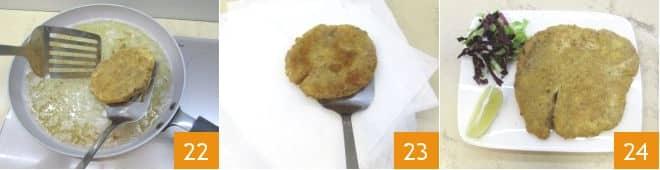 Cotolette vegetariane
