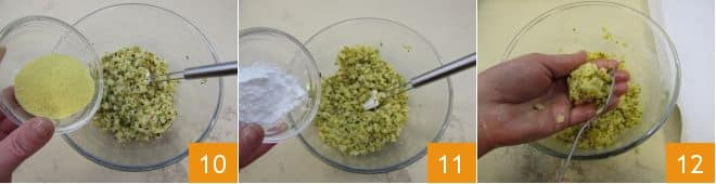 Polpette di pastina senza glutine