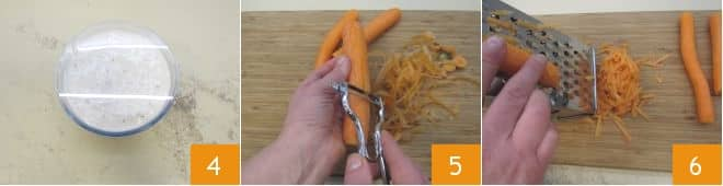 Pane alle carote
