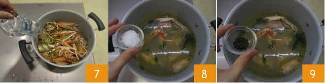 Risotto alla crema di scampi