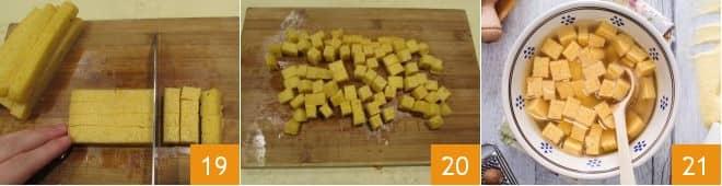 Ricetta della pasta imperiale