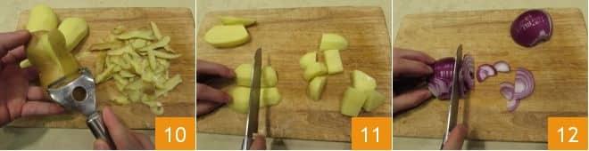 Coniglio al forno